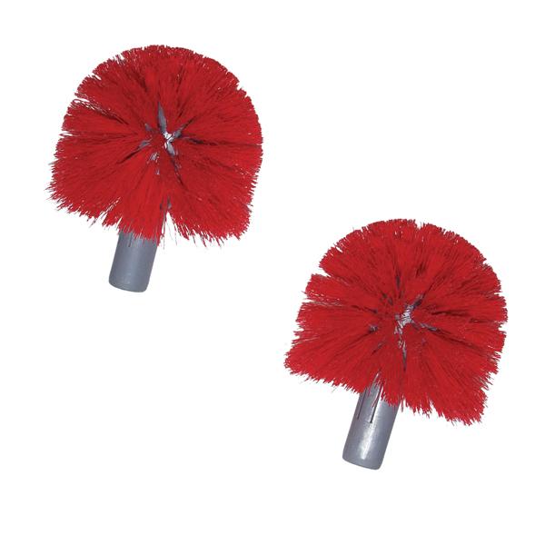 Ergo Toilet Bowl Brush Replacement Heads
