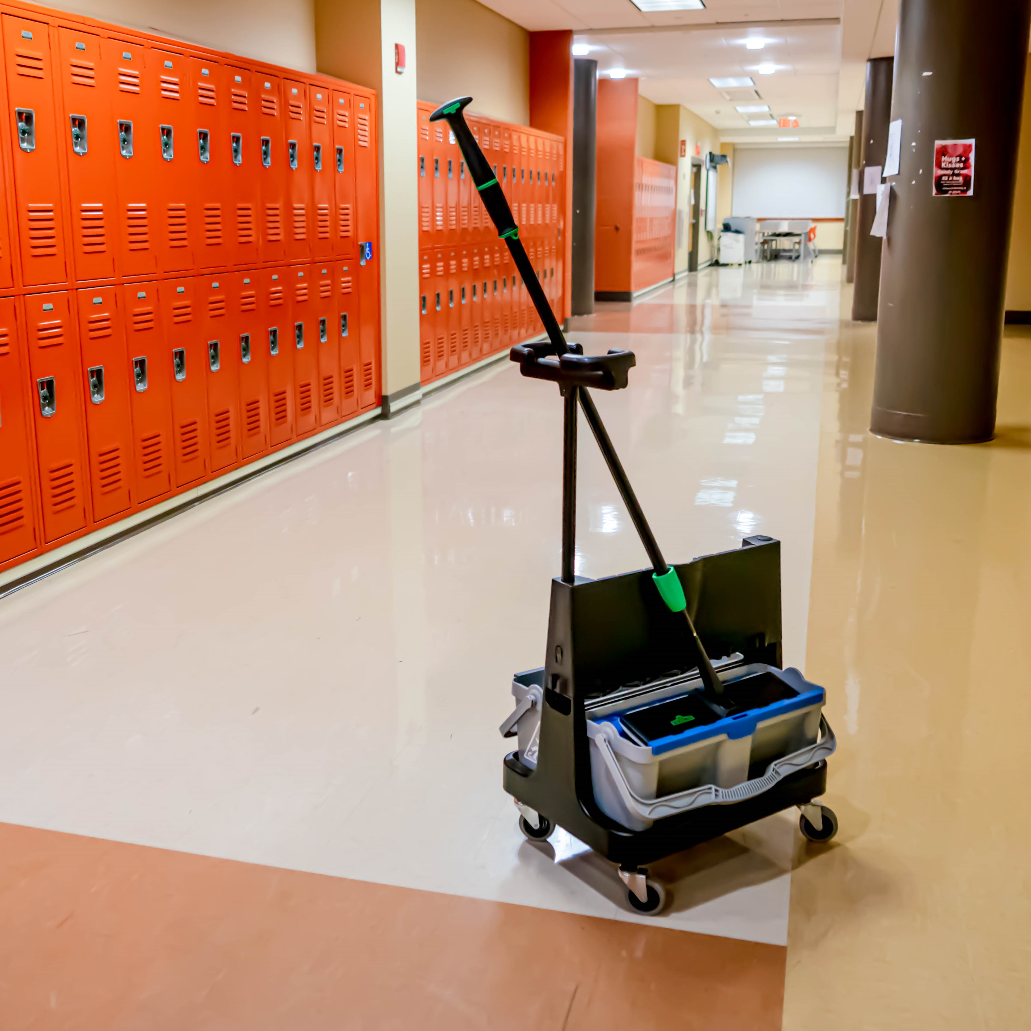 Omni Clean Floor Cleaning System