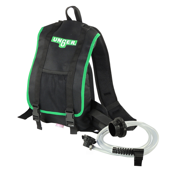 Unger Excella™ Backpack Complete
