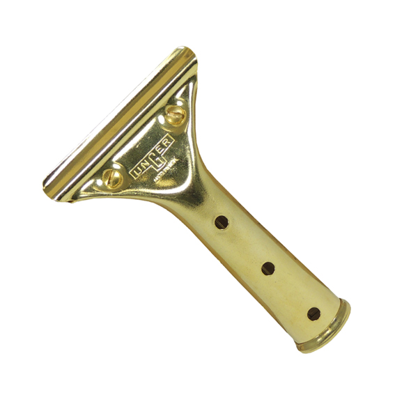 GoldenClip® Brass Squeegee Handle