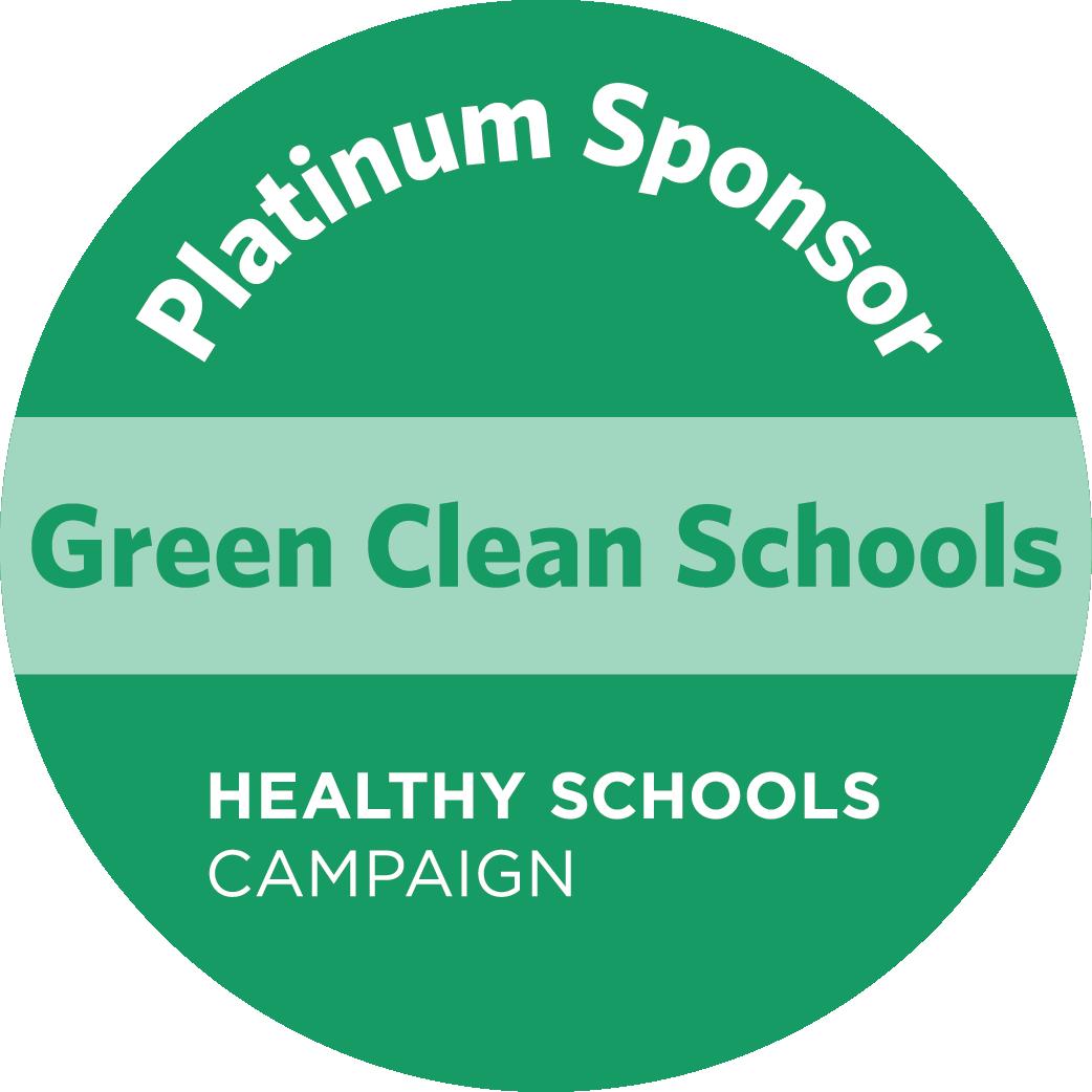Green Clean Schools Platinum Sponsor