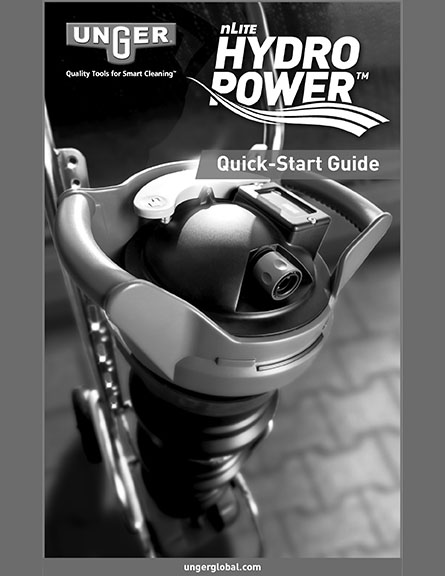HydroPower Quick Start Guide