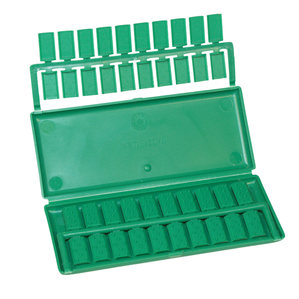 Plastic Clips And Case