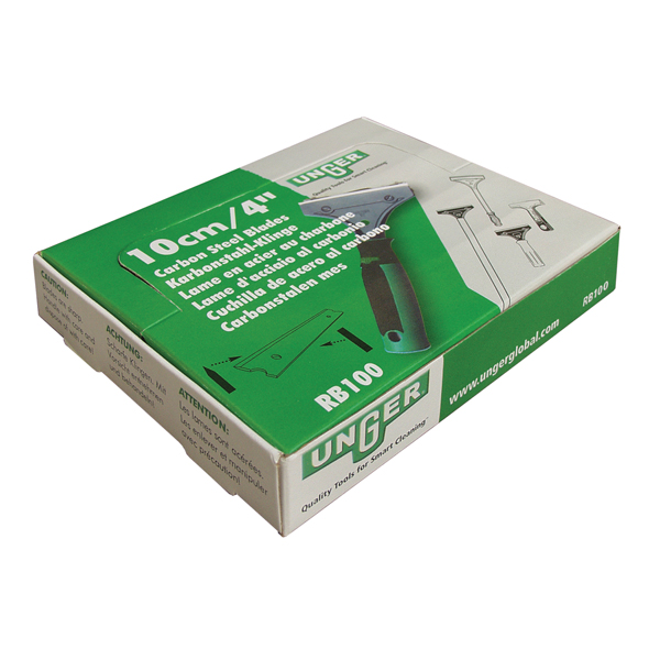 Replacement Blades Stainless Steel