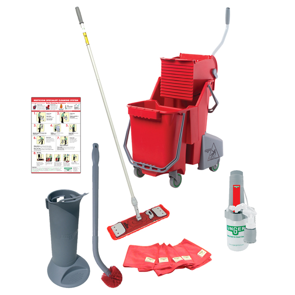 Pro Restroom Cleaning Kit
