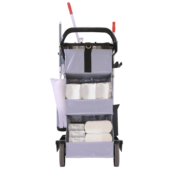 RestroomRx Cleaning Specialist System Complete - 16 Qt. Back