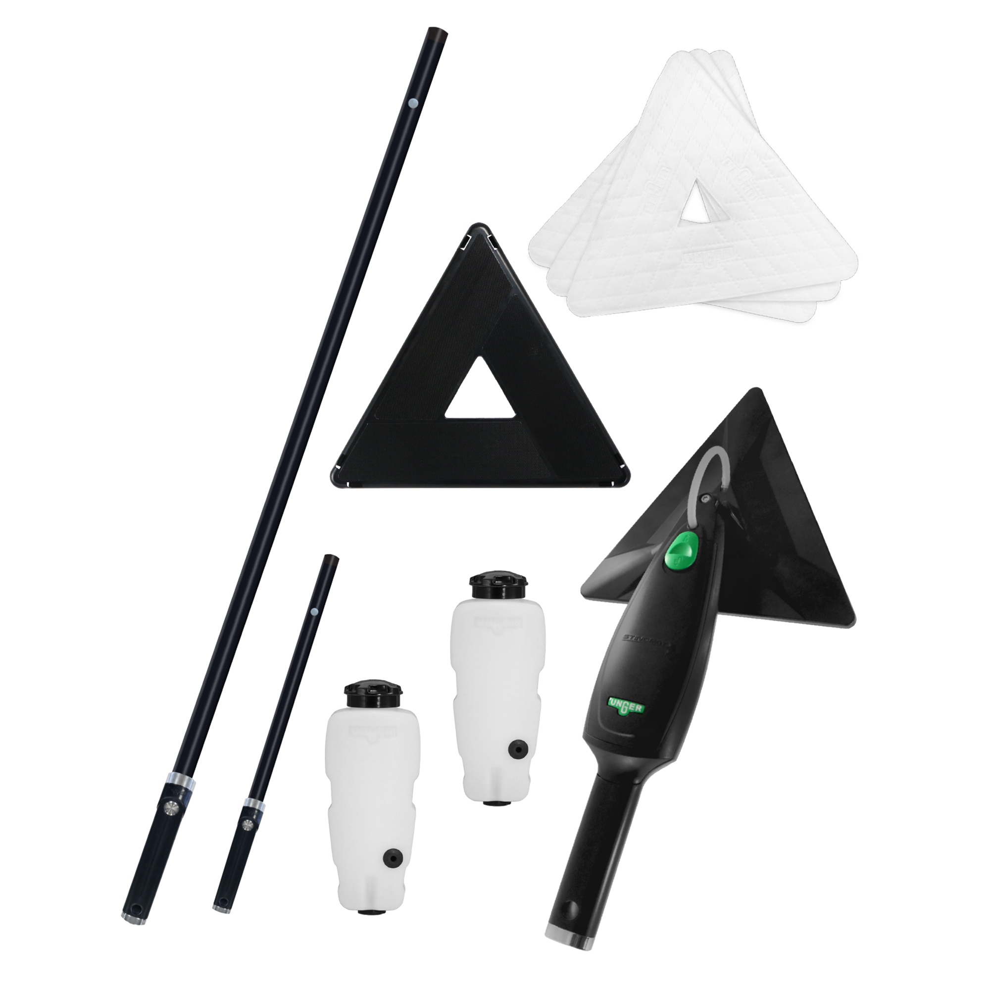 Stingray® Refillable System Kit 10'