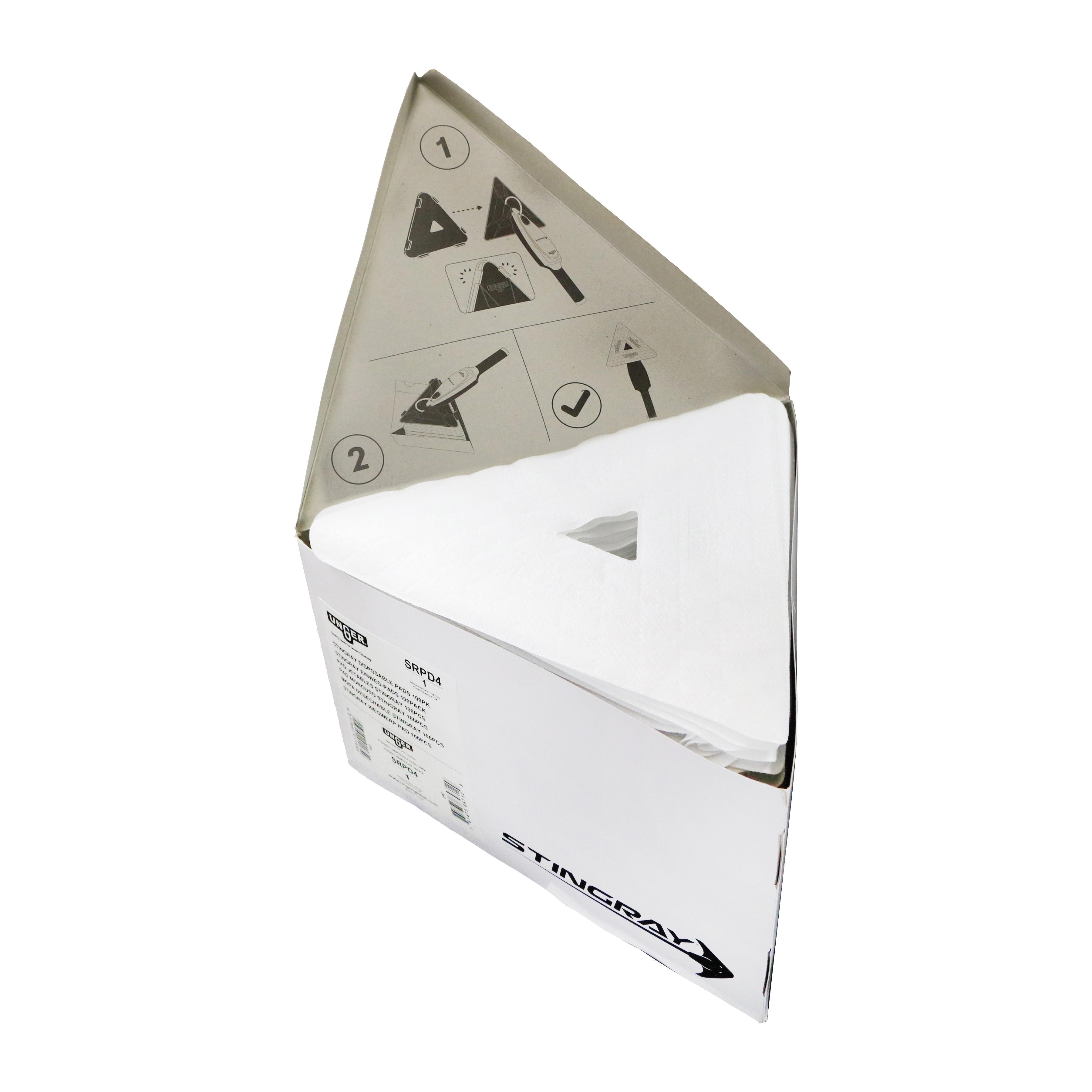 Stingray® QuikPad™ – 100pk