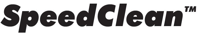 SpeedClean™ Starter Kit