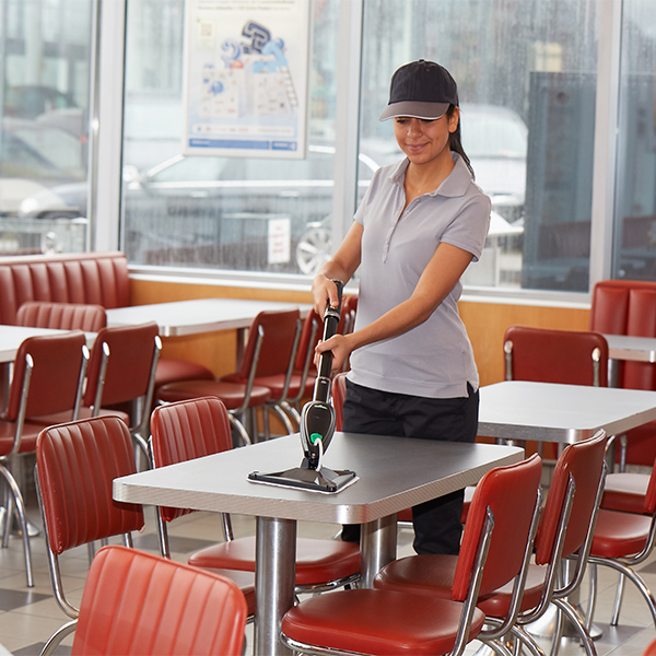 food service cleaning