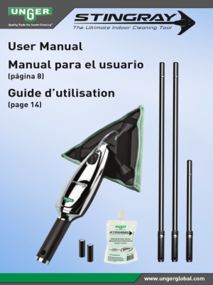 Stingray Traditional User Manual