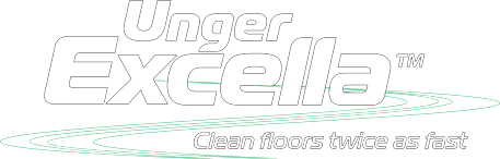 Unger Excella | Clean Floors Twice as Fast!