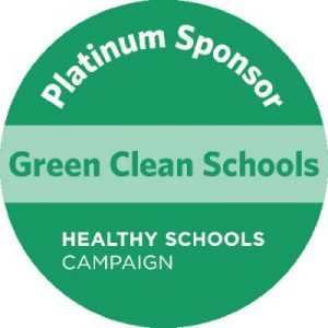 Green Clean Schools - Platinum Sponser - Unger USA