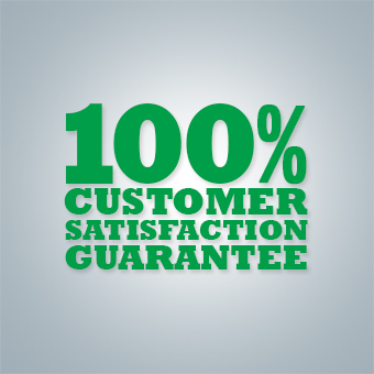 Customer satisfaction is our top priority