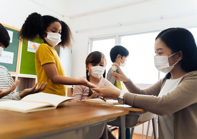 indoor air quality schools