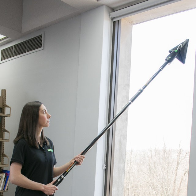 a new way to clean windows